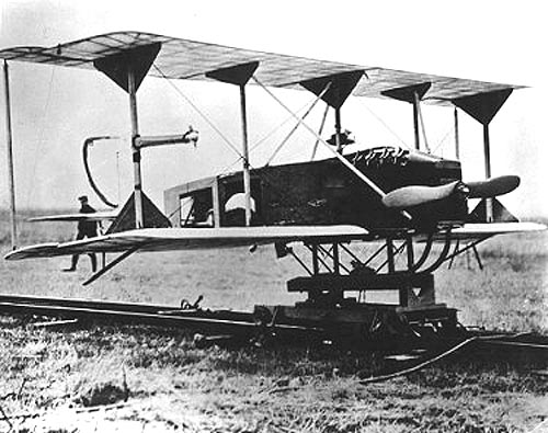 Hewitt-Sperry-automatic-airplane