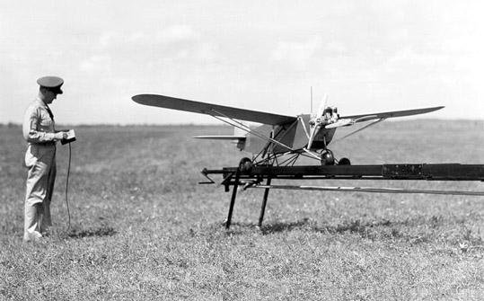 Radioplane américain