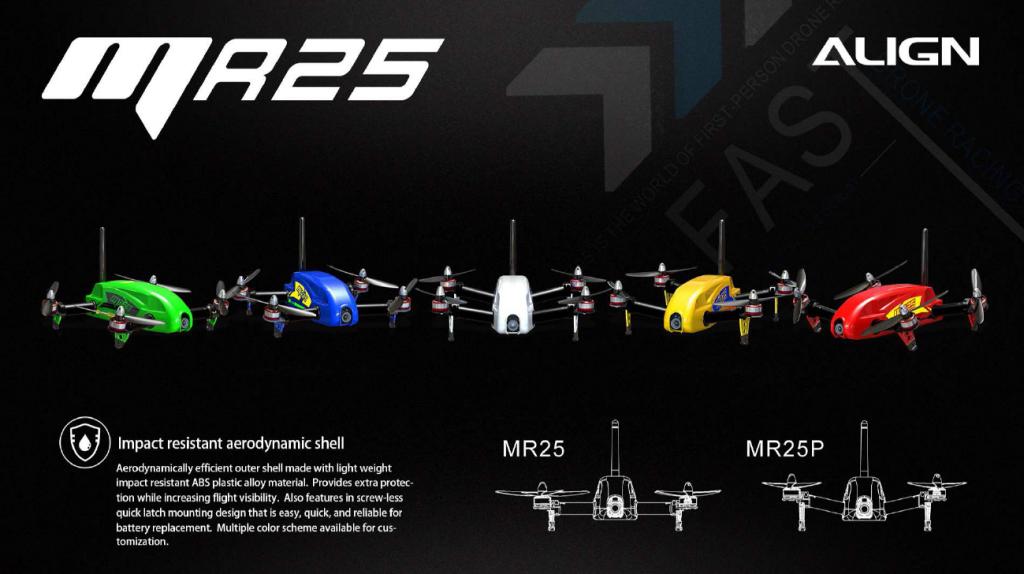 MR25 & MR25P Align